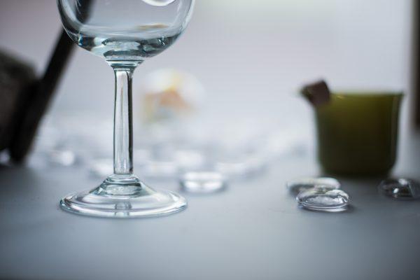 Glas från Storsjohyttan